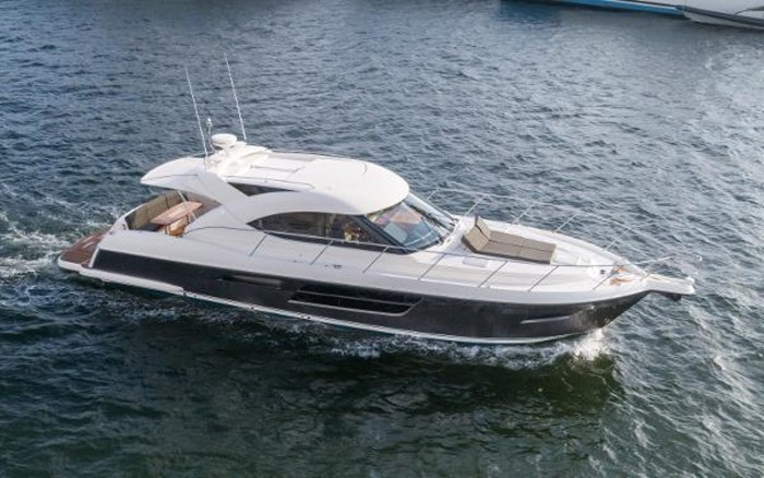 2013 Riviera 5000 Sport Yacht Photo 1 of 63