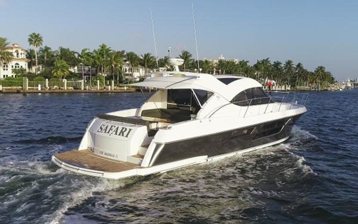 2013 Riviera 5000 Sport Yacht Photo 6 of 63