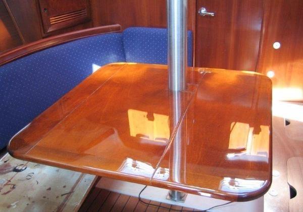 2005 Beneteau 373 Oceanis Sloop Photo 8 sur 16