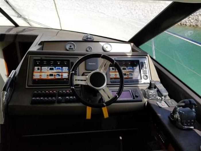 2012 Prestige 500 Flybridge Photo 12 sur 29