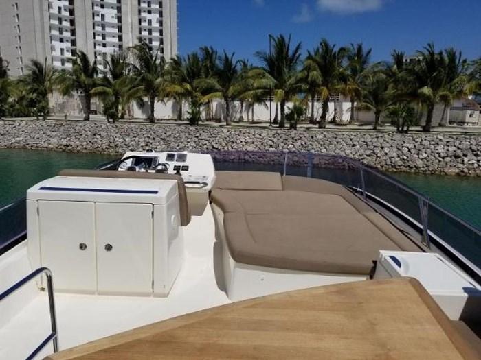 2012 Prestige 500 Flybridge Photo 17 sur 29