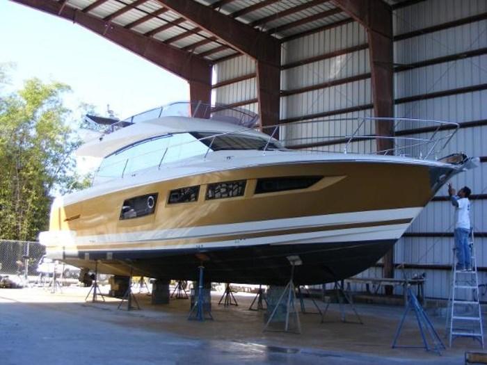 2012 Prestige 500 Flybridge Photo 27 sur 29