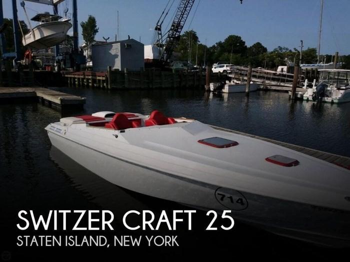 1990 Switzer Craft 25 Photo 1 sur 20