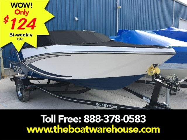 2019 Glastron GTS 180 Mercury 115HP  Trailer Photo 1 of 4