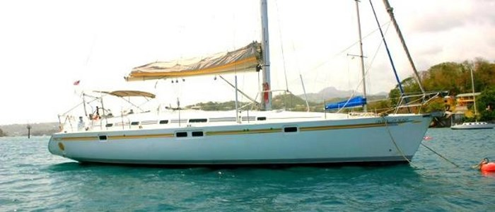1998 Beneteau Oceanis 461 Photo 1 sur 12