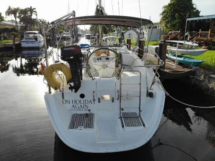1998 Beneteau Oceanis 461 Photo 8 sur 12