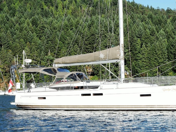 Jeanneau Sun Odyssey 469 2014 Used Boat for Sale in Sidney, British  Columbia - BoatDealers ca
