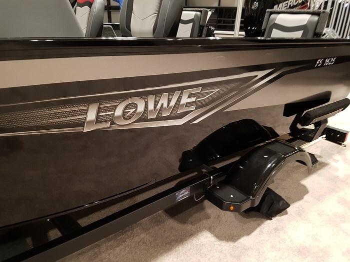 2019 Lowe FS1625 60HP EFI 4S Trailer Photo 11 of 29