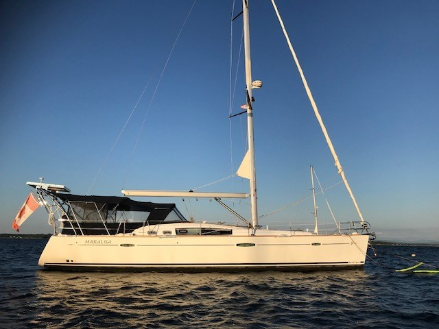 2007 Beneteau 49 Photo 2 sur 23