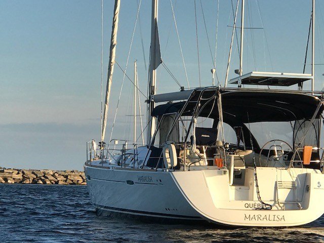 2007 Beneteau 49 Photo 3 sur 23