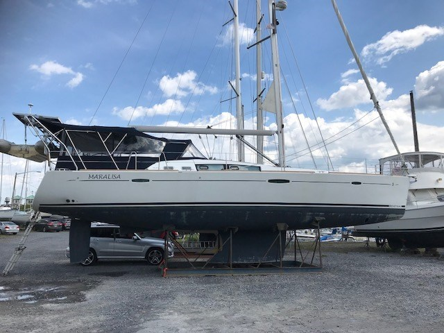 2007 Beneteau 49 Photo 7 sur 23