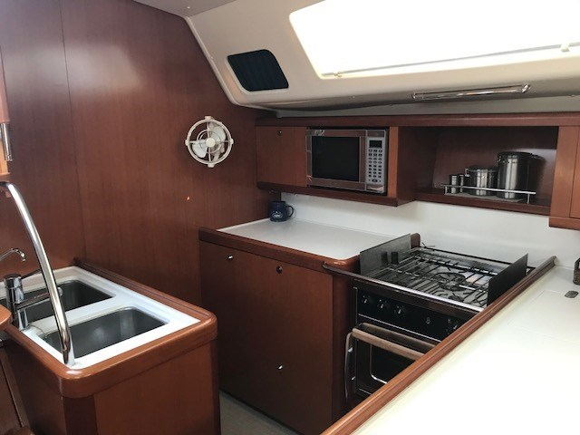 2007 Beneteau 49 Photo 15 sur 23