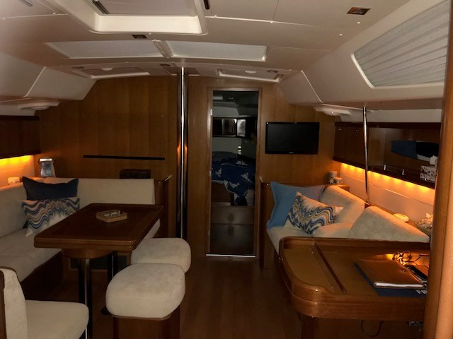 2007 Beneteau 49 Photo 11 sur 23