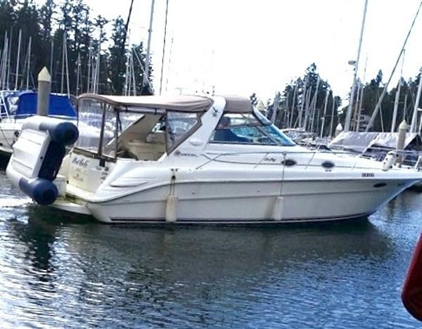 1996 Sea Ray Sundancer Photo 1 sur 32