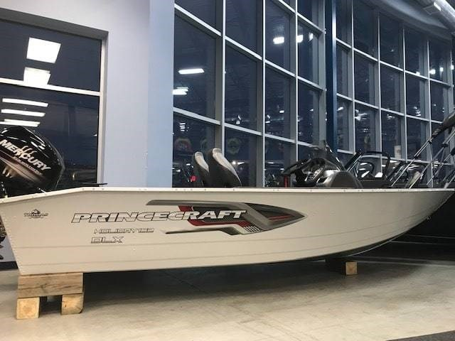 2019 Princecraft HOLIDAY 162 DLX SC 60ELPT EFI Photo 1 of 3