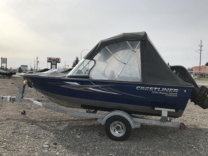 2017 Crestliner 1750 Super Hawk Photo 13 sur 14