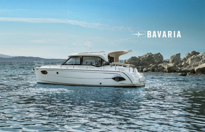 2018 BAVARIA E40 SEDAN VOLVO D4-300 Photo 4 sur 16