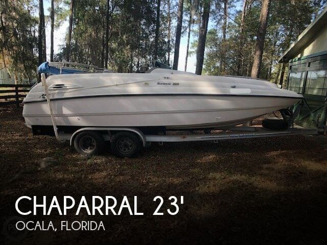 1997 Chaparral Sunesta 232 Photo 1 of 20
