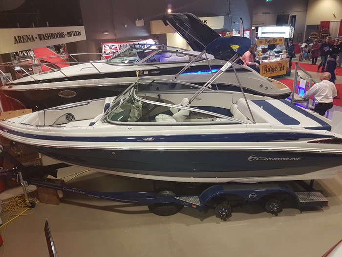 2019 Crownline 215 SS Photo 4 of 36