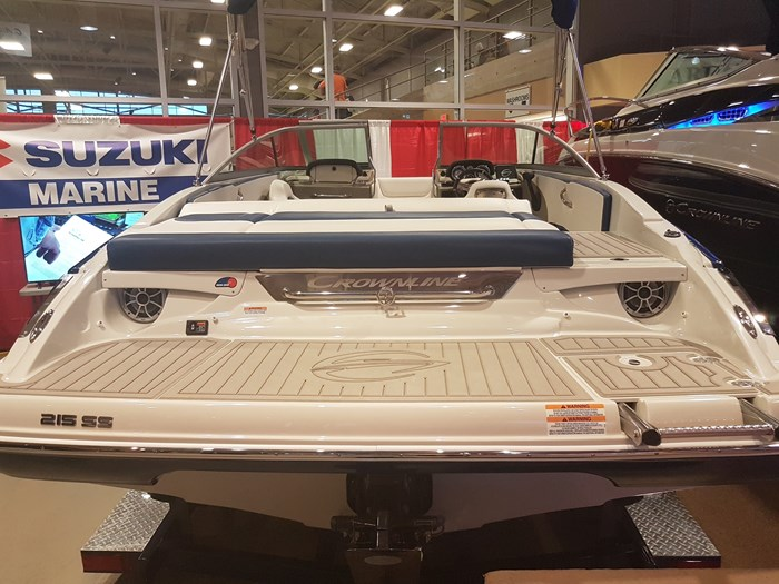 2019 Crownline 215 SS Photo 7 of 36
