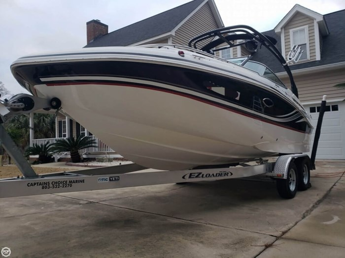 2014 Hurricane 2200 SunDeck Photo 13 of 20