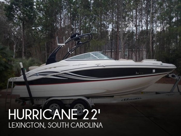 2014 Hurricane 2200 SunDeck Photo 1 of 20