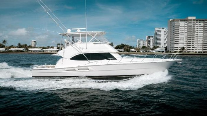 2007 Riviera 58 Flybridge Photo 1 sur 59