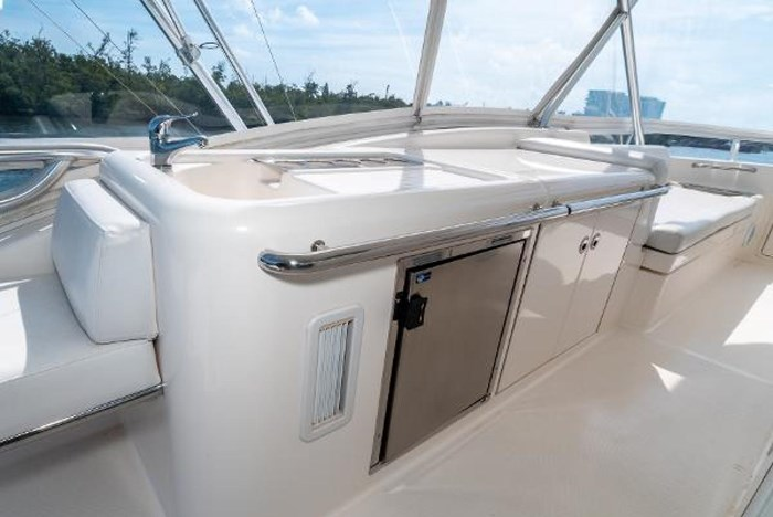 2007 Riviera 58 Flybridge Photo 45 sur 59