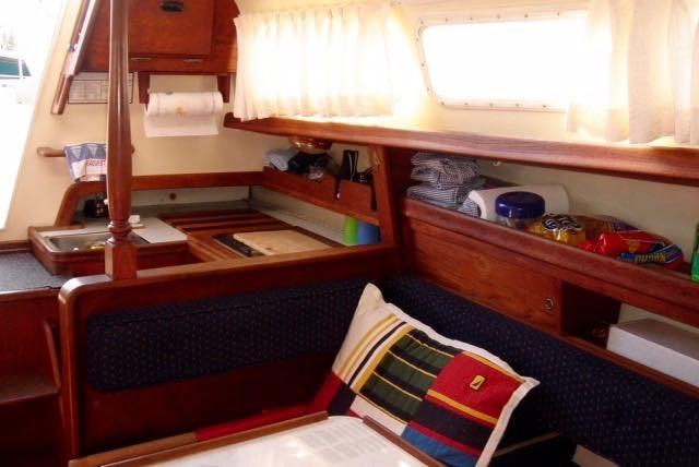1974 Ranger Yachts Ranger 33 Photo 8 of 15
