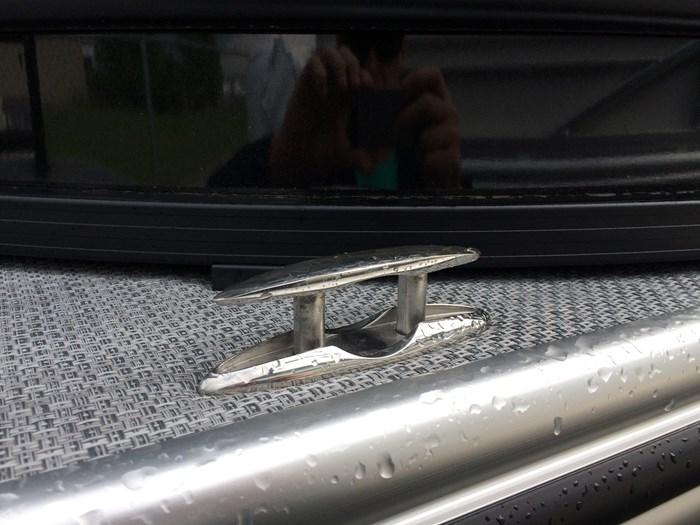 2019 Lowe Lowe 23 Retreat  Mercury 150HP Trailer Tri-Toon Photo 11 of 24