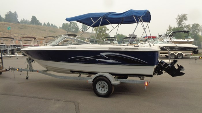 2008 Bayliner 215 Discovery Photo 7 of 12