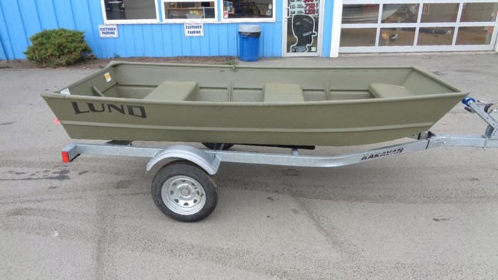 Aluminum Boats For Sale Bc >> Lund 1040 Jon Boat 2019 New Boat For Sale In West Kelowna British Columbia Boatdealers Ca