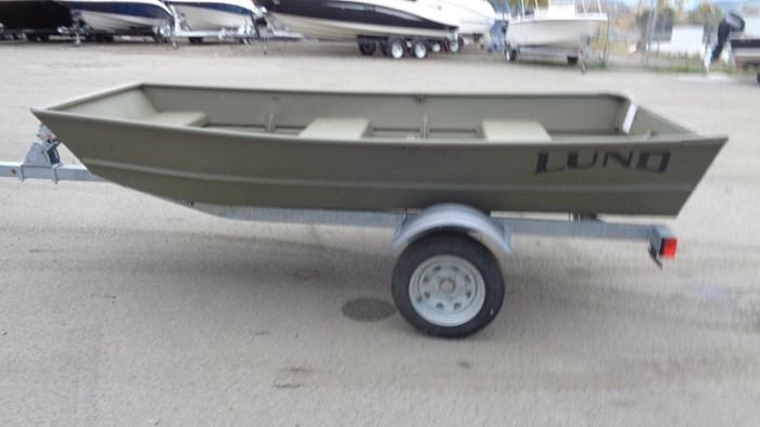 2021 Lund 1040 Jon Boat Photo 3 sur 6