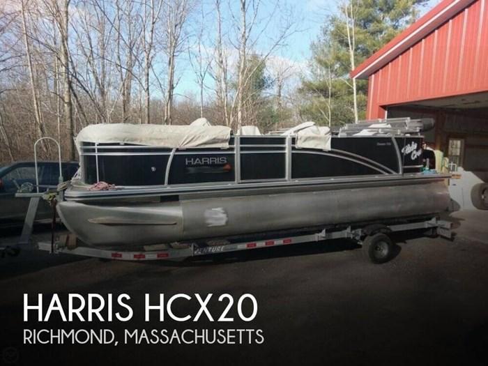 2017 Harris HCX20 Photo 1 of 20
