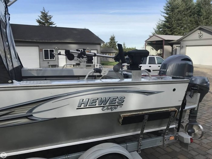 2015 Hewescraft 210 Sea Runner ET Photo 4 of 20