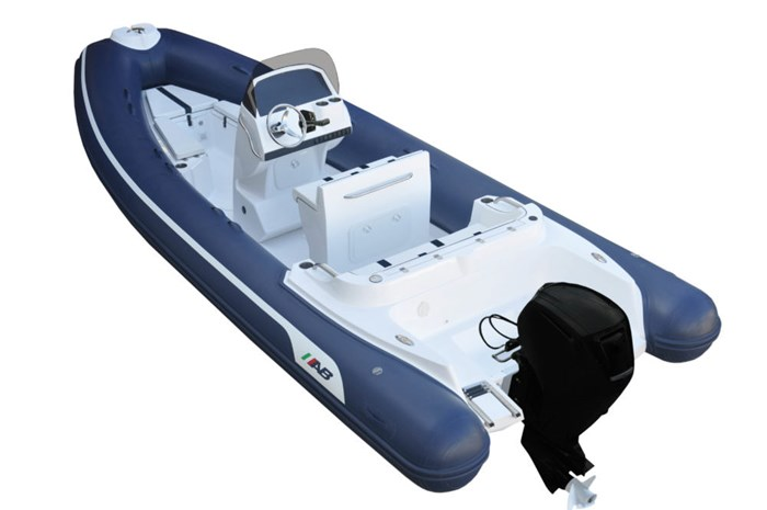 2021 AB Inflatables Oceanus 21 VST Photo 1 sur 3