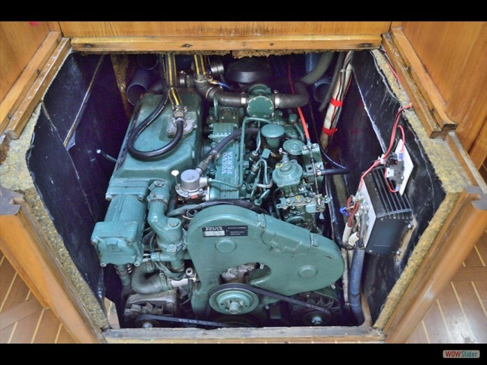 1999 Alubat OVNI 455 Photo 17 of 17