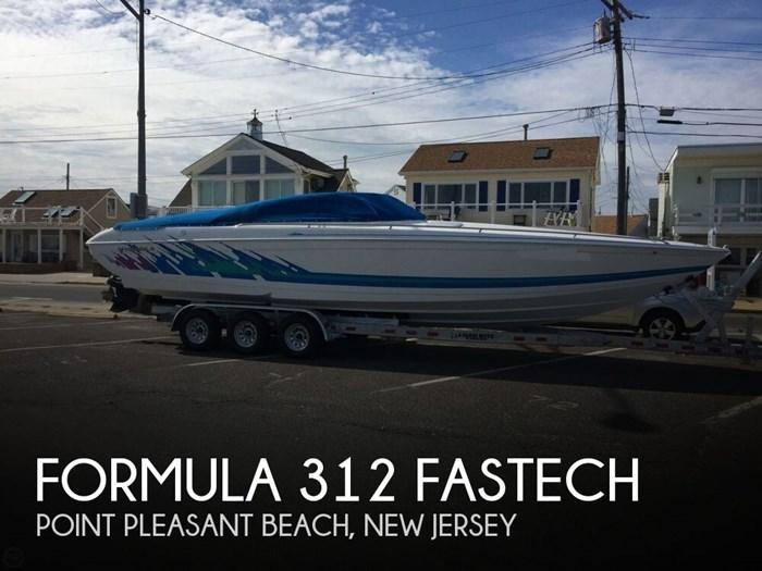 1999 Formula 312 FASTech Photo 1 of 20
