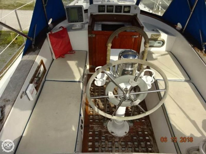 1978 Gulfstar 43 MK II Center Cockpit Ketch Photo 6 sur 20
