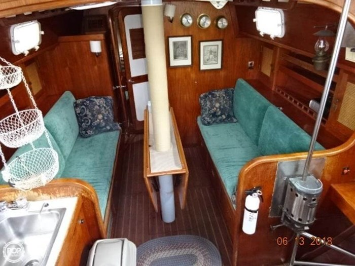 1978 Gulfstar 43 MK II Center Cockpit Ketch Photo 9 sur 20