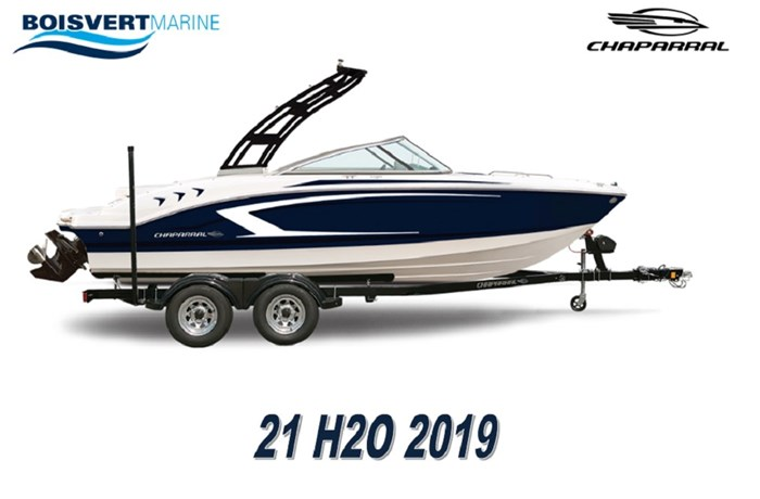 2019 Chaparral 21 H2O SPORT Photo 7 of 28
