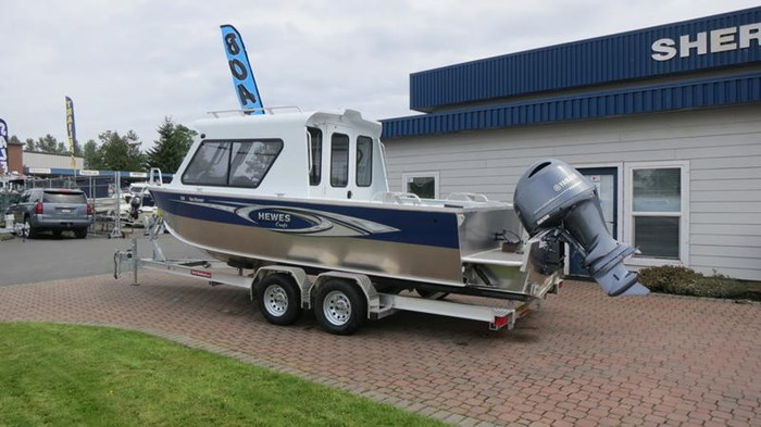 Hewescraft Sea Runner 210 ET HT 2019 New Boat for Sale in Saanichton