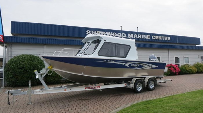 Hewescraft Sea Runner 210 ET HT 2019 New Boat for Sale in