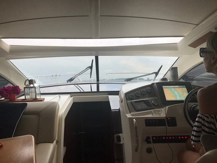 2009 jeanneau Prestige 38S Photo 6 sur 12