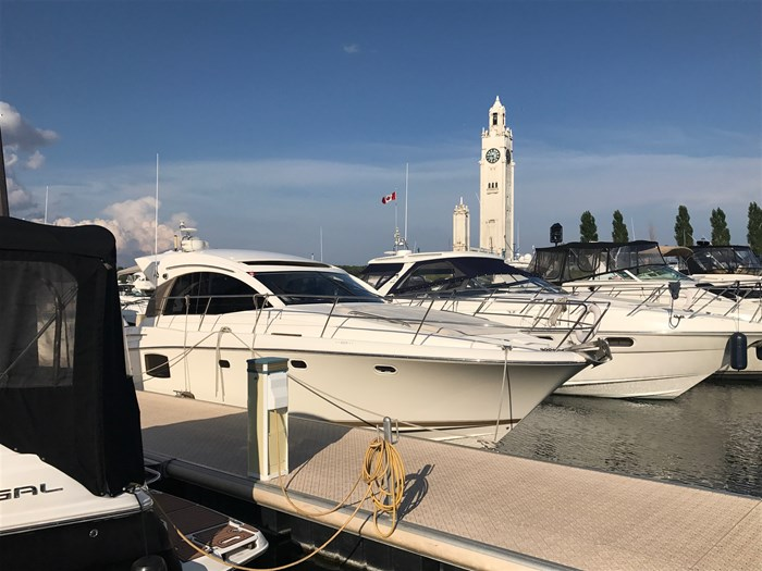 2009 jeanneau Prestige 38S Photo 1 sur 12