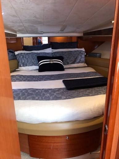 2009 jeanneau Prestige 38S Photo 11 sur 12