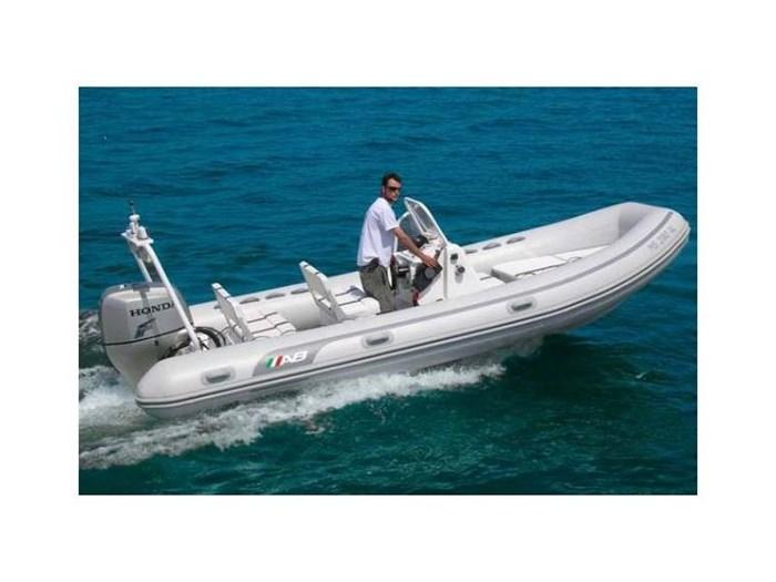 2021 AB Inflatables Oceanus 19 VST Photo 1 of 5