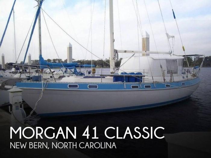 1988 Morgan 41 Classic Photo 1 of 20