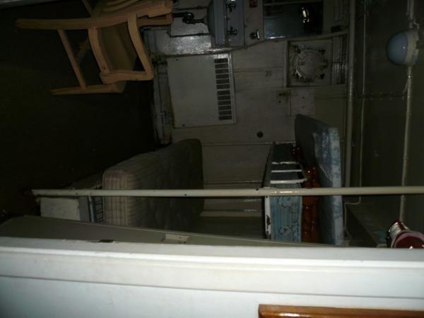 1960 Custom Line Russel-Hipwell Steel Converted CCG Vessel Photo 5 of 24
