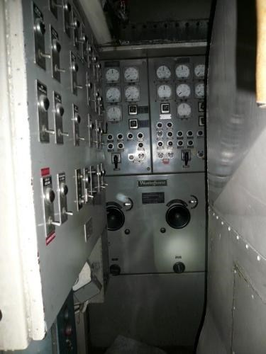 1960 Custom Line Russel-Hipwell Steel Converted CCG Vessel Photo 10 of 24